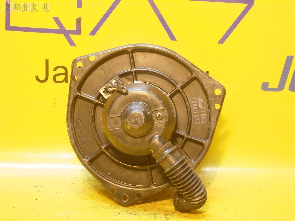 Мотор печки NISSAN AD VAN VFY10. Фото 8