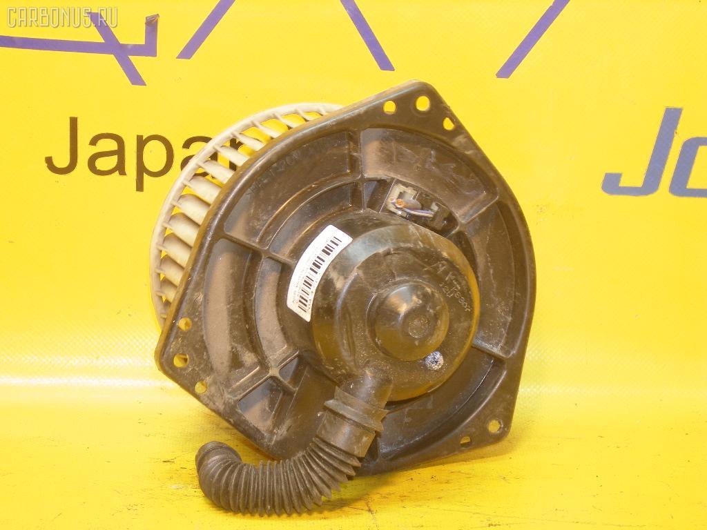 Мотор печки NISSAN AVENIR W10. Фото 5
