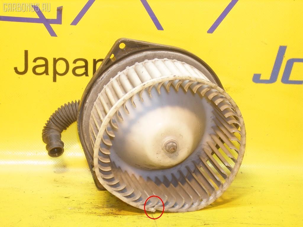 Мотор печки NISSAN AVENIR W10. Фото 8