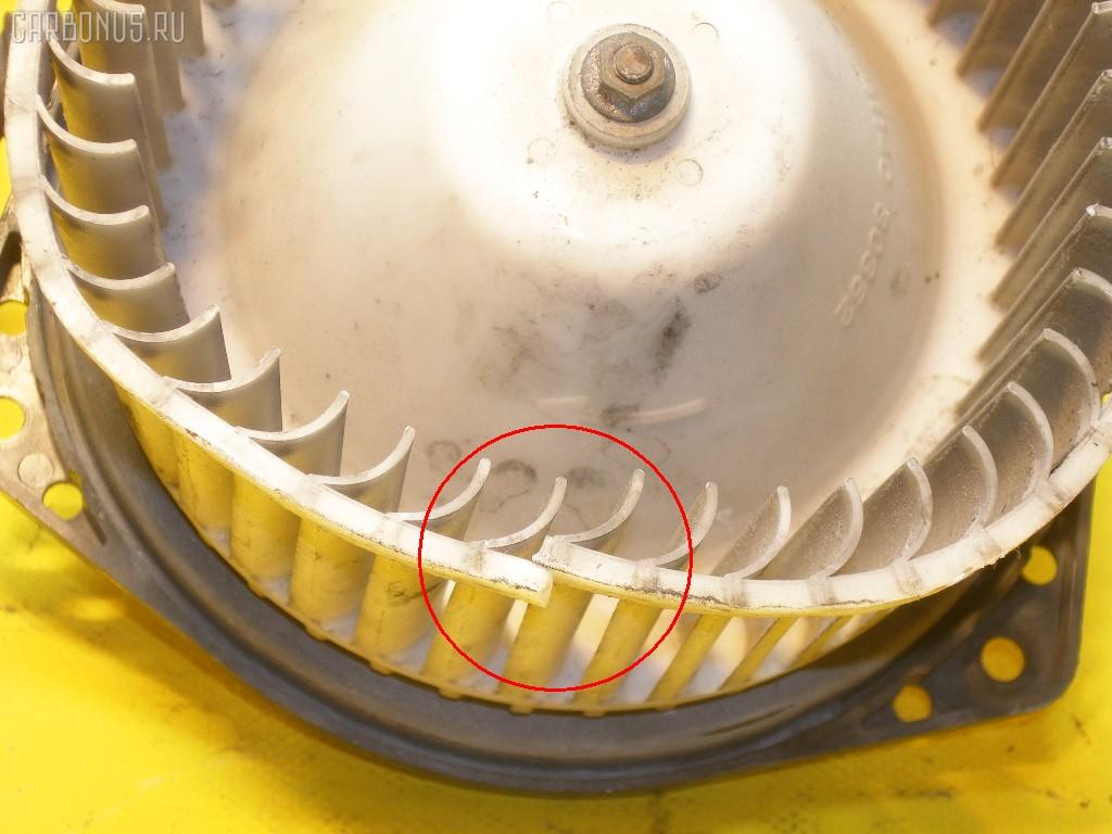 Мотор печки NISSAN AVENIR W10. Фото 10