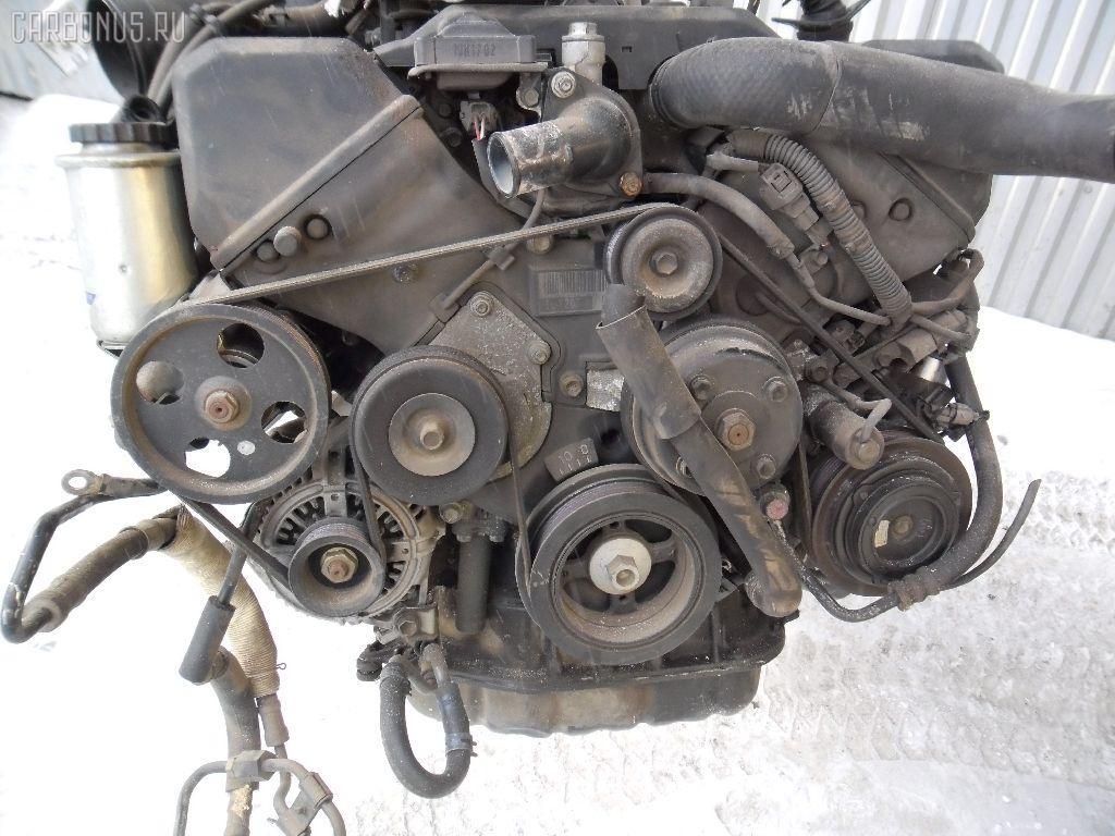 Двигатель TOYOTA CELSIOR UCF10 1UZ-FE. Фото 1