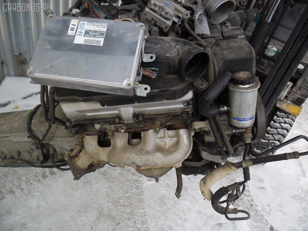 Двигатель TOYOTA CELSIOR UCF10 1UZ-FE. Фото 2