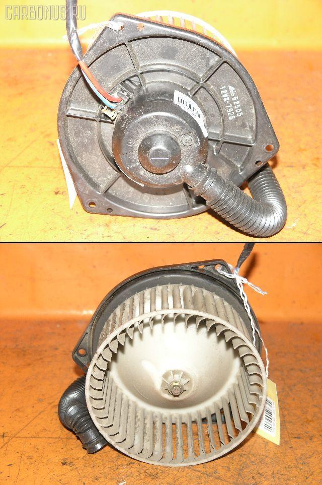 Мотор печки NISSAN RNESSA PNN30. Фото 5
