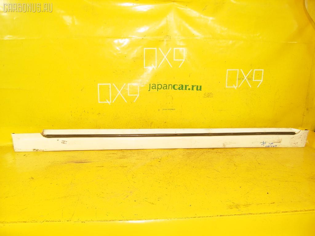 Порог кузова пластиковый ( обвес ) TOYOTA CROWN GRS180. Фото 2