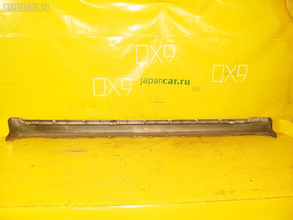 Порог кузова пластиковый ( обвес ) TOYOTA CROWN GRS180. Фото 3