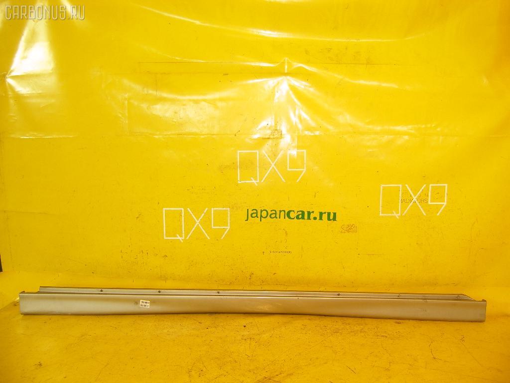 Порог кузова пластиковый ( обвес ) TOYOTA VISTA ARDEO SV55G. Фото 1