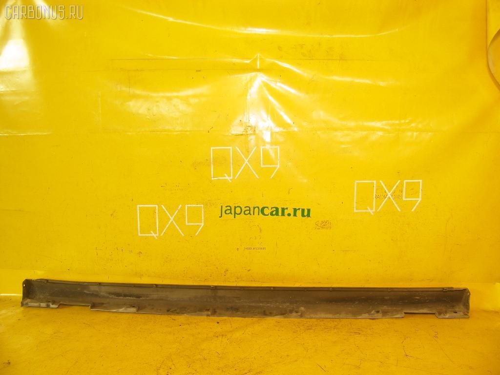 Порог кузова пластиковый ( обвес ) TOYOTA VISTA ARDEO SV55G. Фото 2