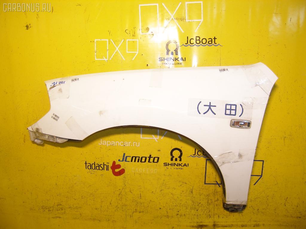Крыло переднее NISSAN TEANA J31. Фото 4