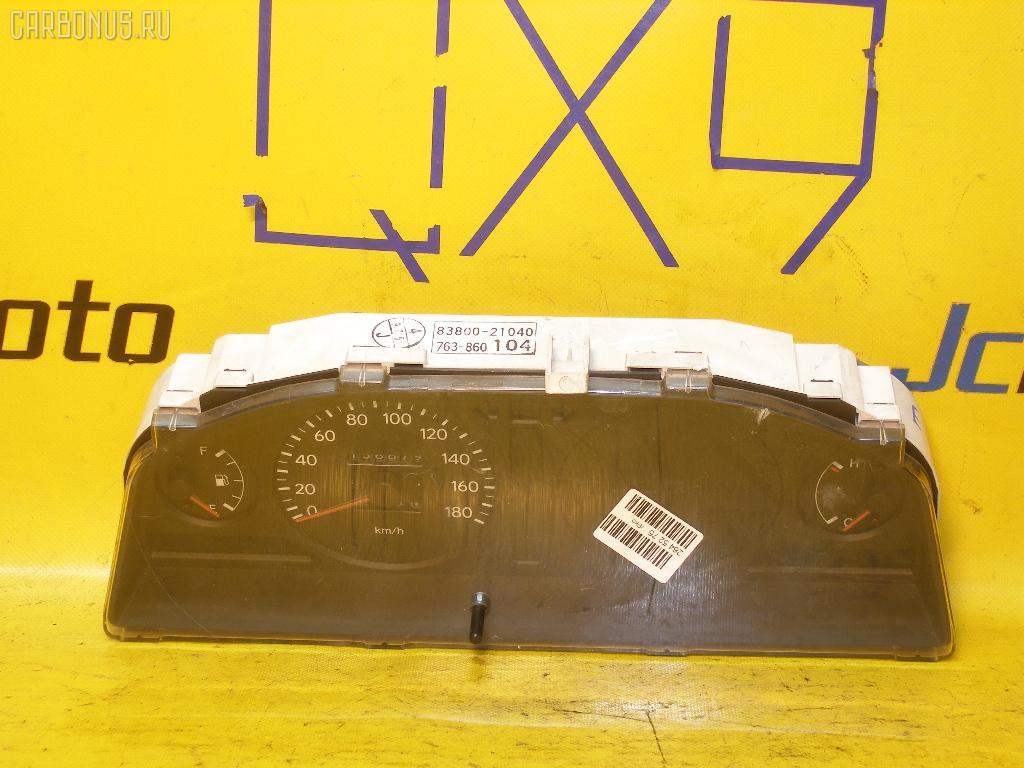 Спидометр TOYOTA CALDINA ET196V 5E-FE. Фото 3