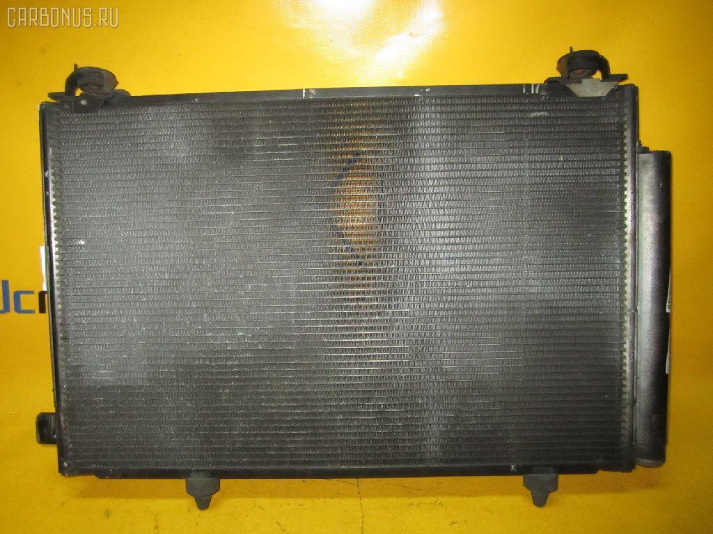 Радиатор кондиционера TOYOTA IST NCP61 1NZ-FE. Фото 1