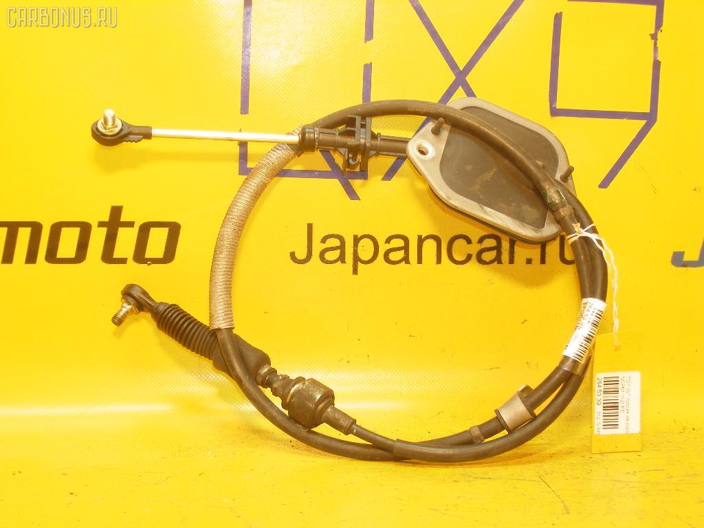 Тросик на коробку передач TOYOTA IST NCP61 1NZ-FE. Фото 1