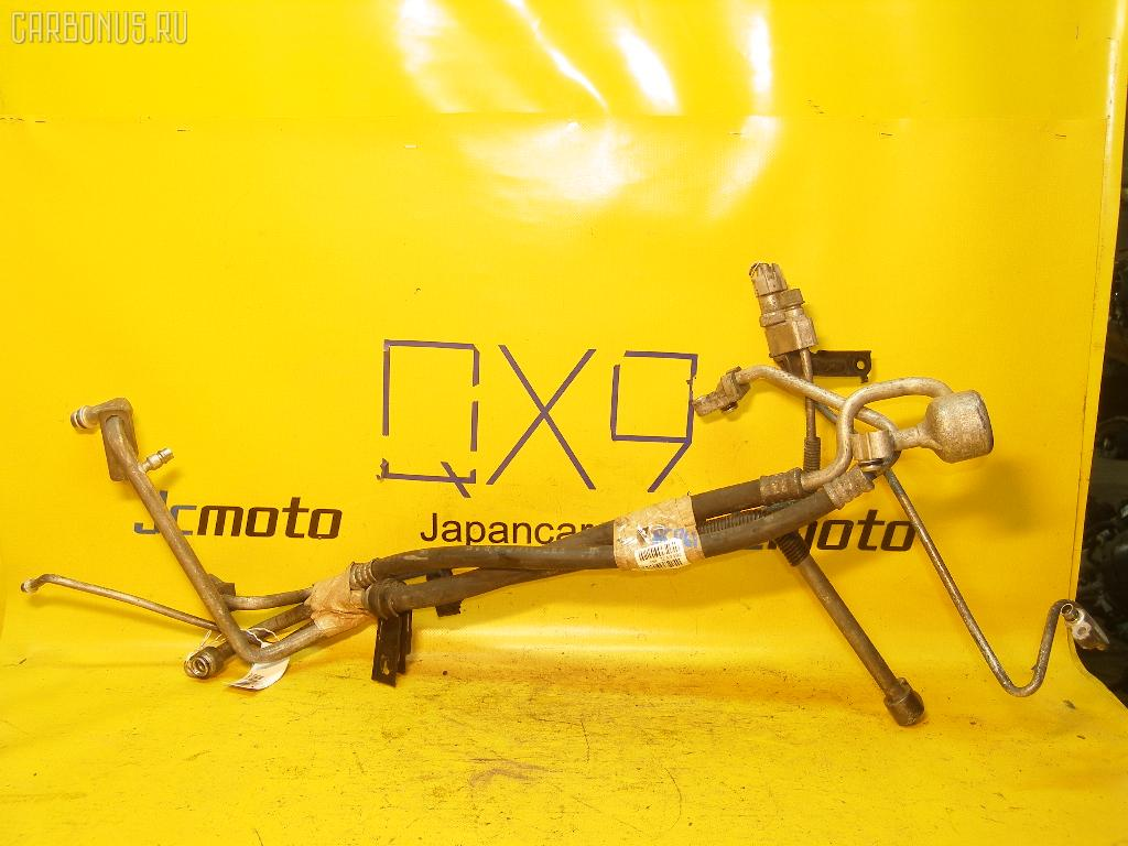 Шланг кондиционера TOYOTA IST NCP61 1NZ-FE. Фото 1