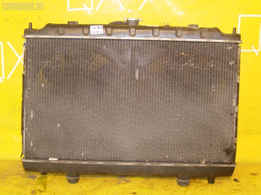 Радиатор ДВС NISSAN AVENIR W11 QG18DE. Фото 3