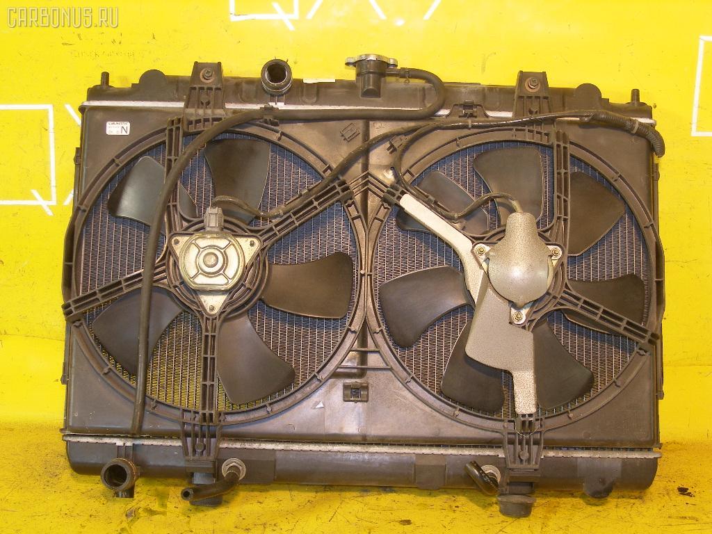 Радиатор ДВС NISSAN AVENIR W11 QG18DE. Фото 4