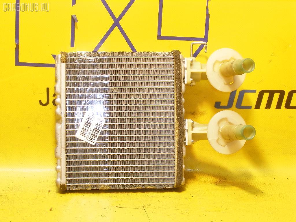 Радиатор печки NISSAN AVENIR W11 QG18DE. Фото 2