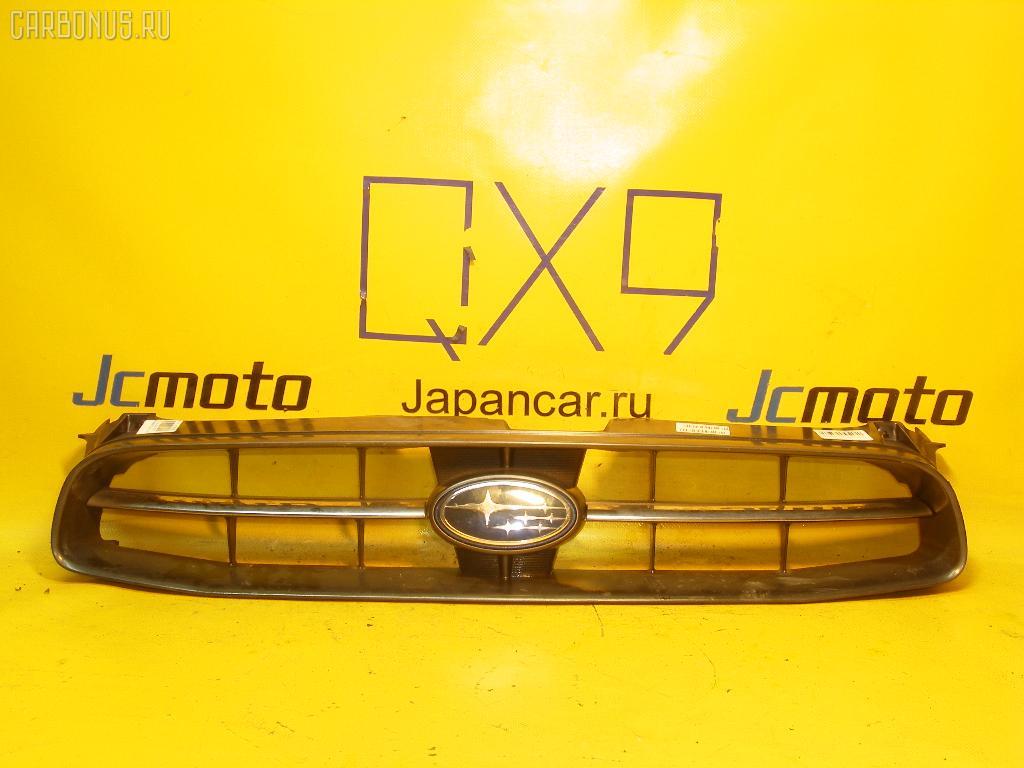 Решетка радиатора SUBARU IMPREZA WAGON GG2. Фото 6