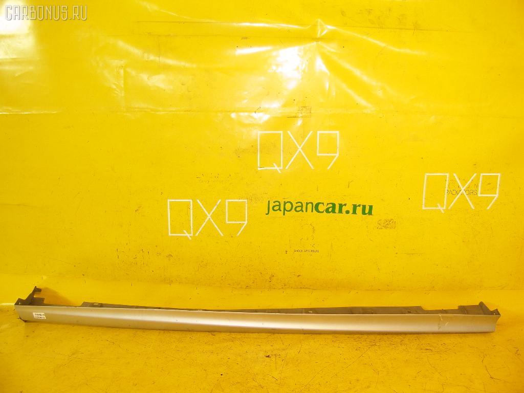Порог кузова пластиковый ( обвес ) DAIHATSU YRV M201G. Фото 2