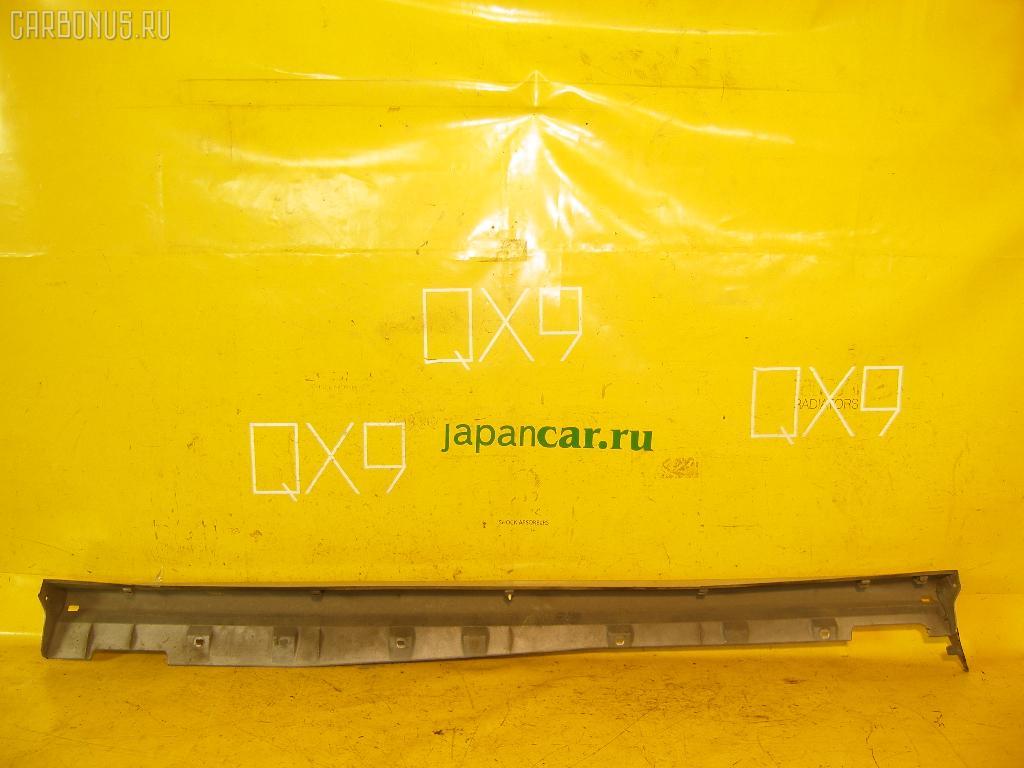 Порог кузова пластиковый ( обвес ) DAIHATSU YRV M201G. Фото 3