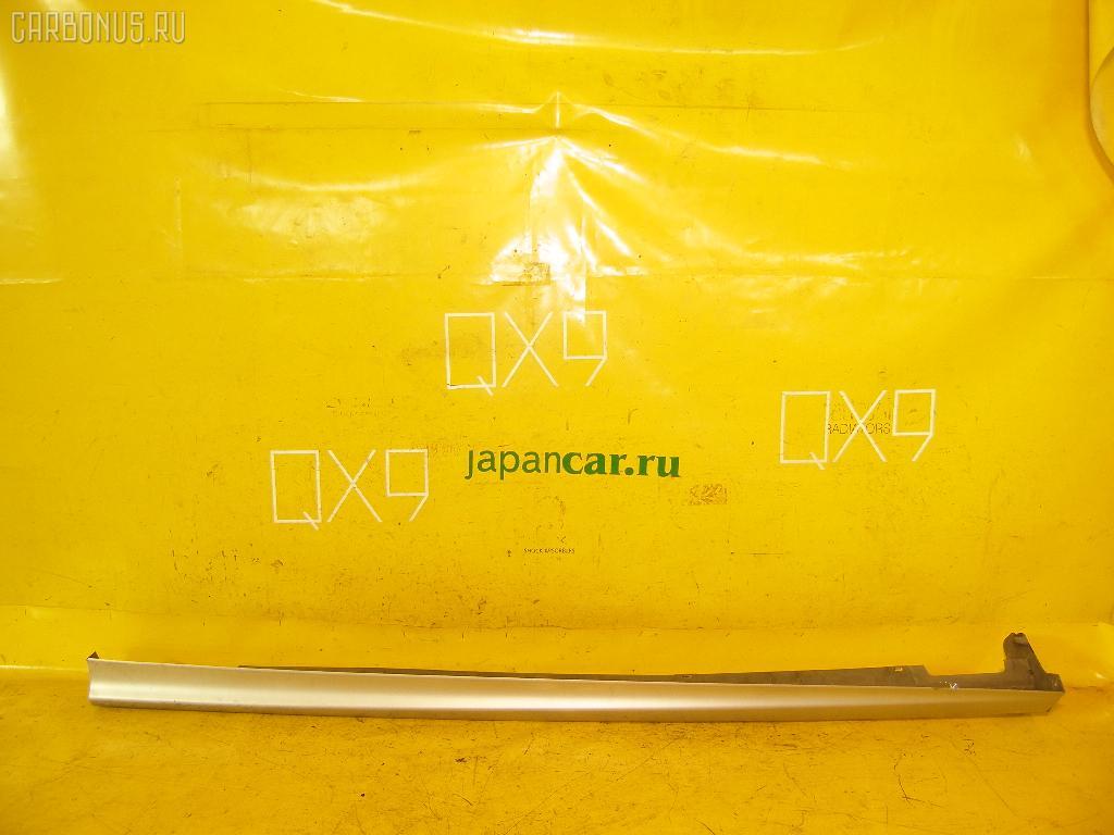 Порог кузова пластиковый ( обвес ) DAIHATSU YRV M201G. Фото 4