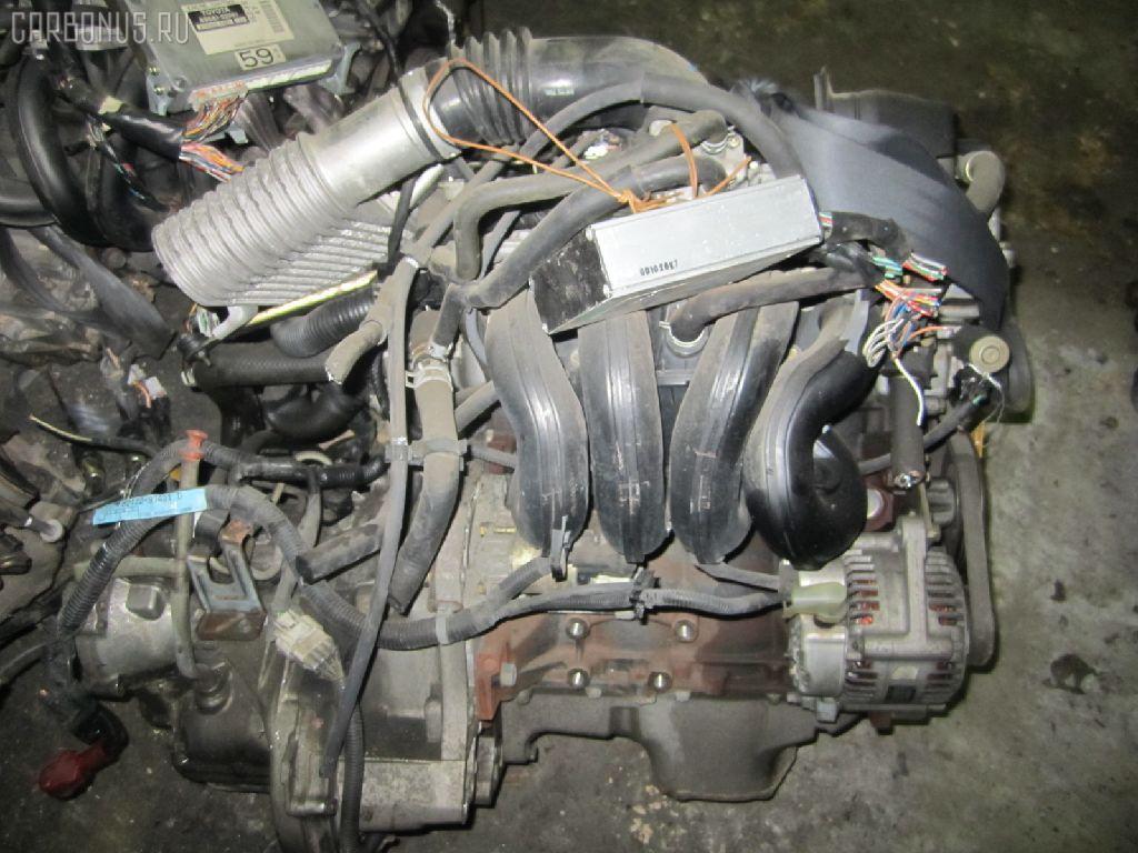 Двигатель DAIHATSU YRV M201G K3-VET. Фото 8