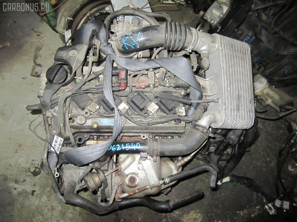 Двигатель DAIHATSU YRV M201G K3-VET. Фото 10