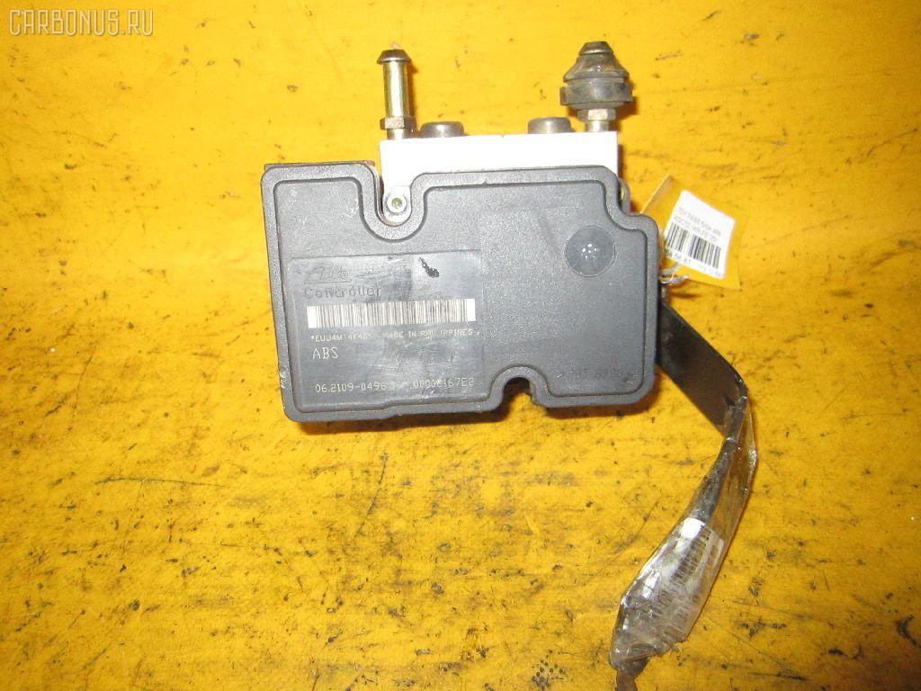 Блок ABS TOYOTA PASSO KGC10 1KR-FE. Фото 1