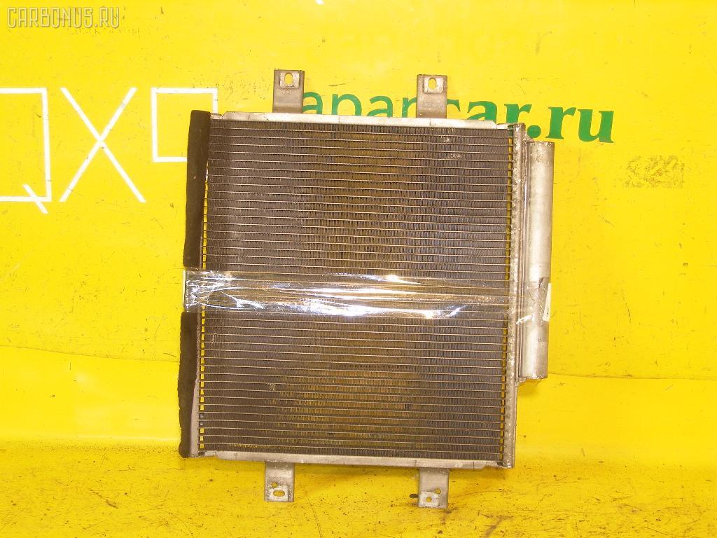 Радиатор кондиционера TOYOTA PASSO KGC10 1KR-FE. Фото 11