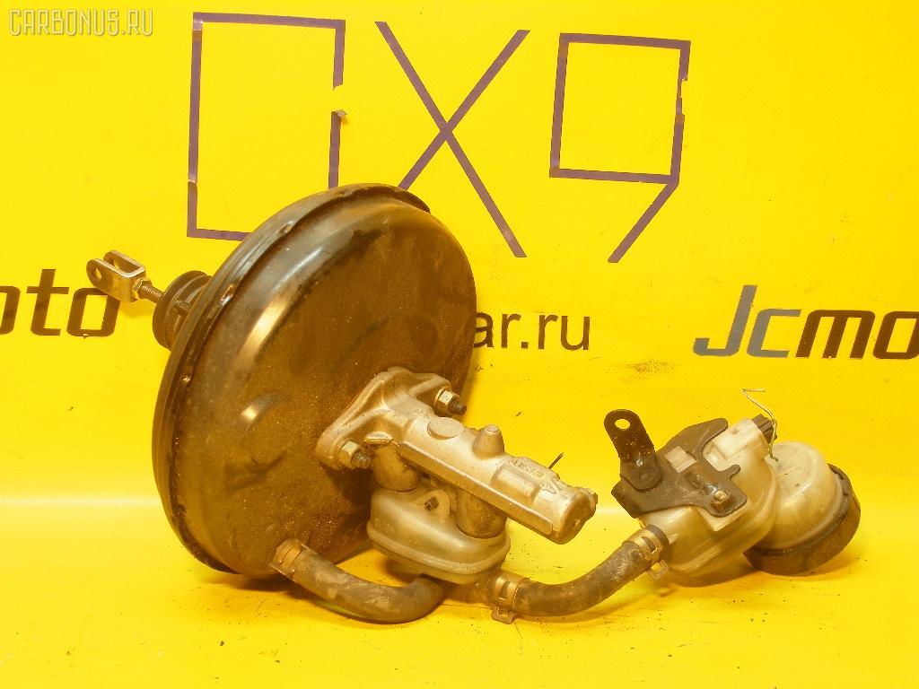 Главный тормозной цилиндр TOYOTA PASSO KGC10 1KR-FE. Фото 2