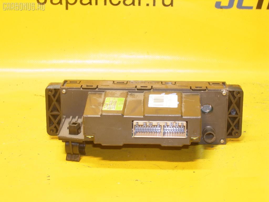 Блок управления климатконтроля SUBARU FORESTER SF9 EJ25. Фото 3