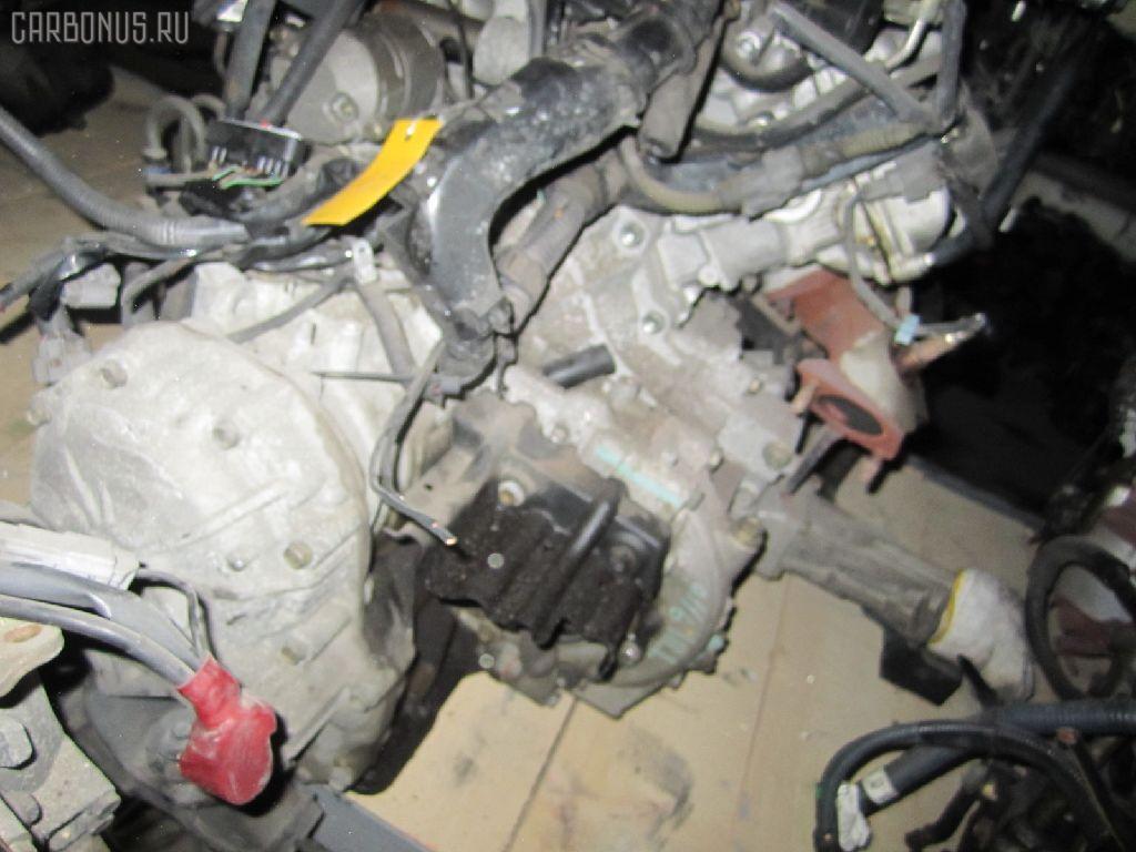 КПП автоматическая TOYOTA MARK II QUALIS MCV25W 2MZ-FE. Фото 5