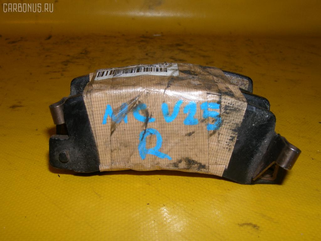 Тормозные колодки TOYOTA WINDOM VCV11 4VZ-FE. Фото 9