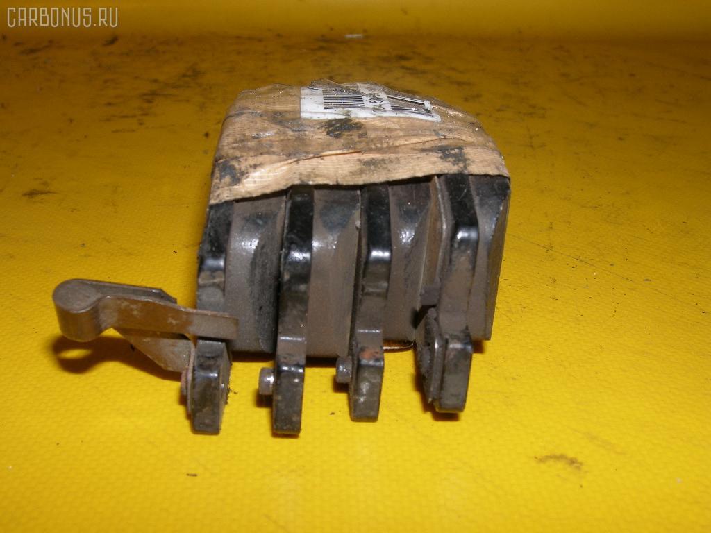 Тормозные колодки TOYOTA WINDOM VCV11 4VZ-FE. Фото 10