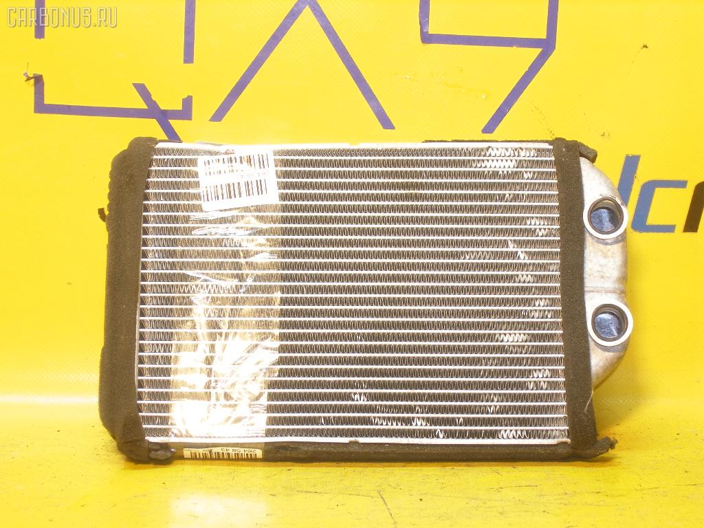 Радиатор печки TOYOTA MARK II QUALIS MCV25W 2MZ-FE. Фото 4
