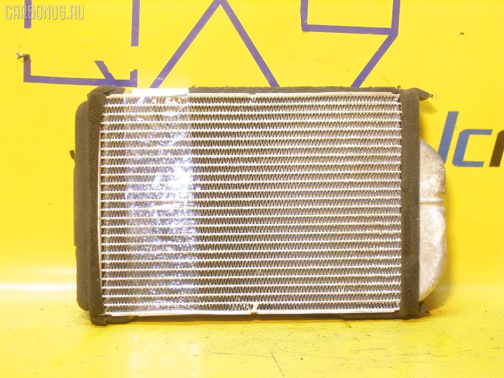 Радиатор печки TOYOTA MARK II QUALIS MCV25W 2MZ-FE. Фото 5