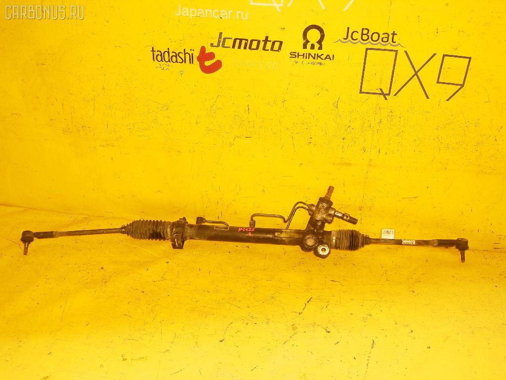Рулевая рейка TOYOTA MARK II QUALIS MCV25W 2MZ-FE. Фото 4