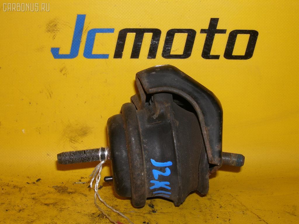 Подушка двигателя TOYOTA MARK II JZX93 1JZ-GE. Фото 7