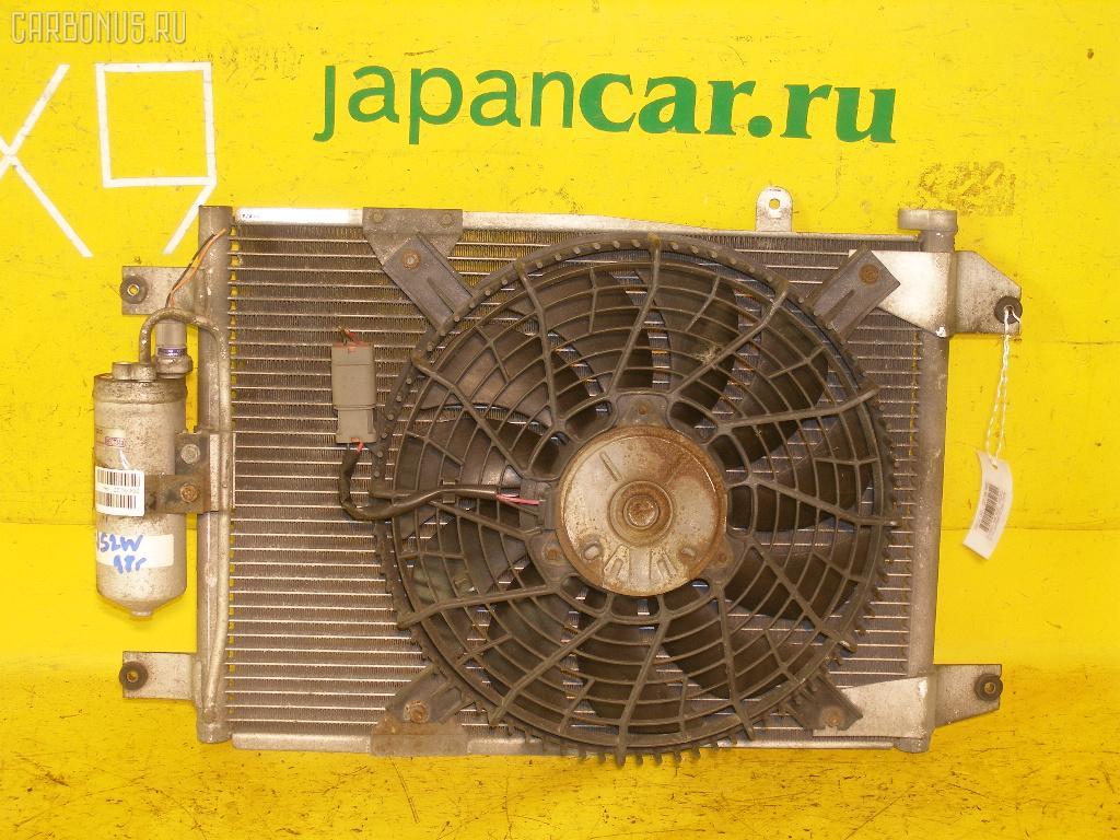 Радиатор кондиционера MAZDA PROCEED LEVANTE TJ52W J20A. Фото 6