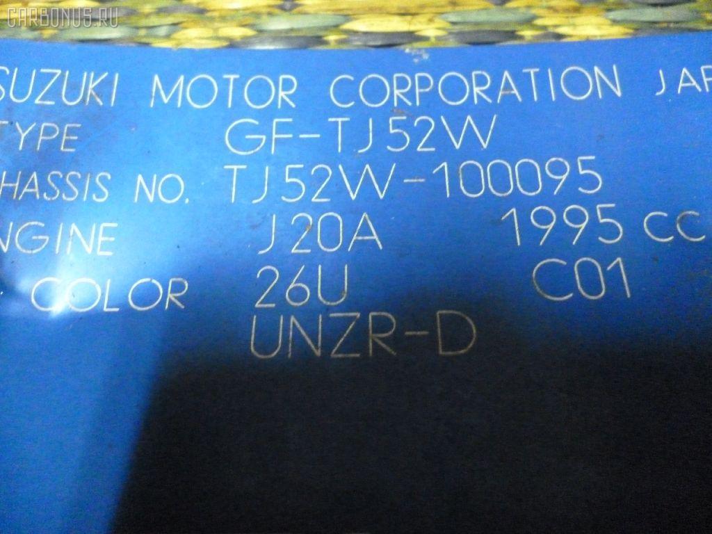 Подкрылок MAZDA PROCEED LEVANTE TJ52W J20A Фото 2