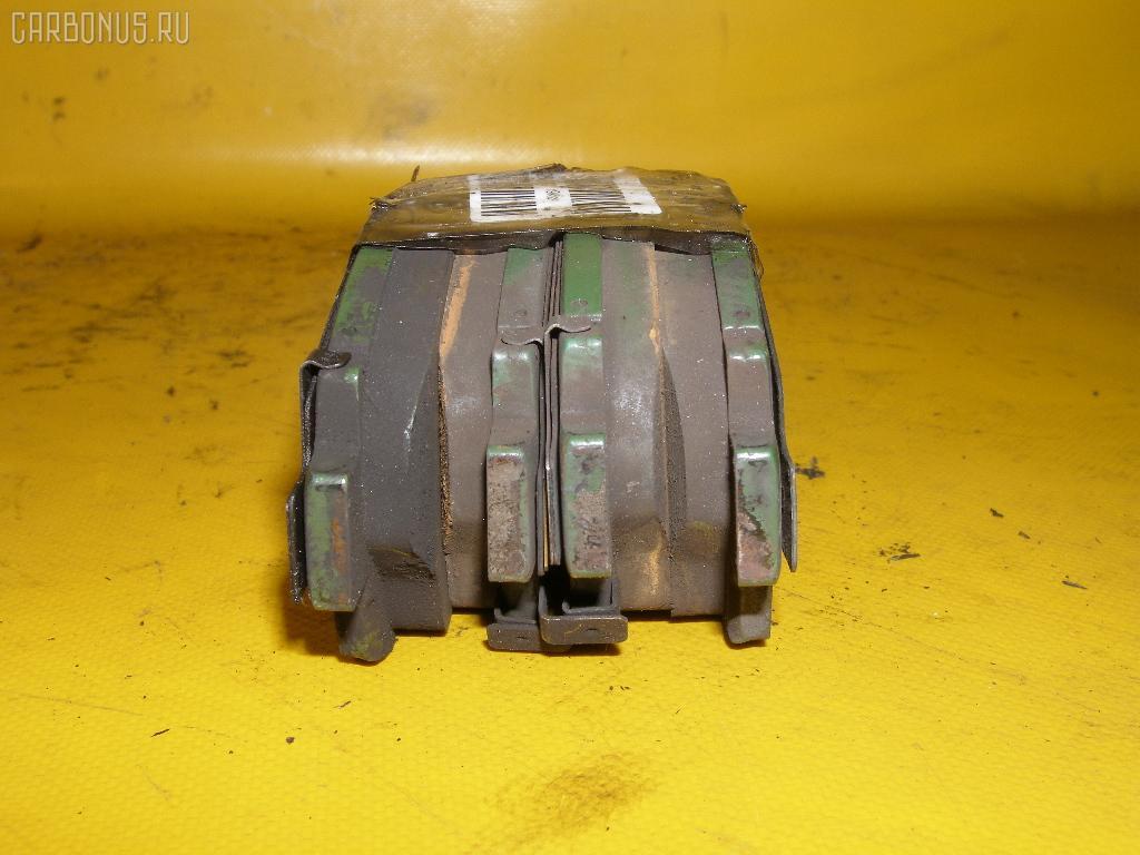 Тормозные колодки TOYOTA PROGRES JCG10 1JZ-FSE. Фото 5