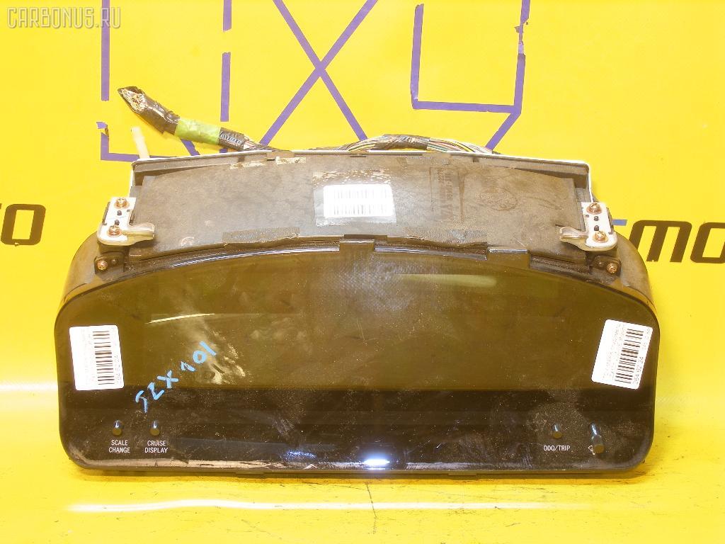 Спидометр TOYOTA MARK II JZX101 2JZ-GE. Фото 1