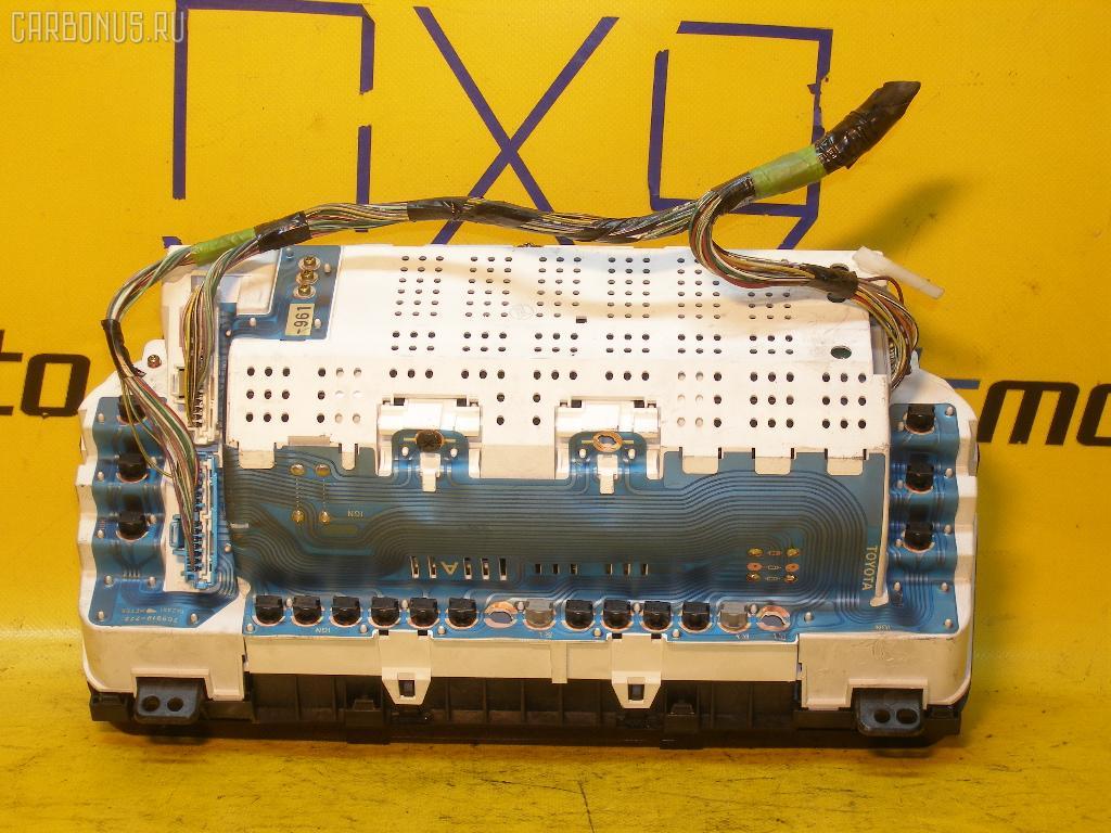 Спидометр TOYOTA MARK II JZX101 2JZ-GE. Фото 2
