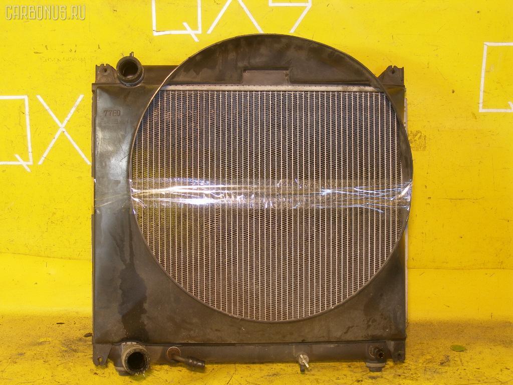 Радиатор ДВС SUZUKI ESCUDO TD62W H25A. Фото 3