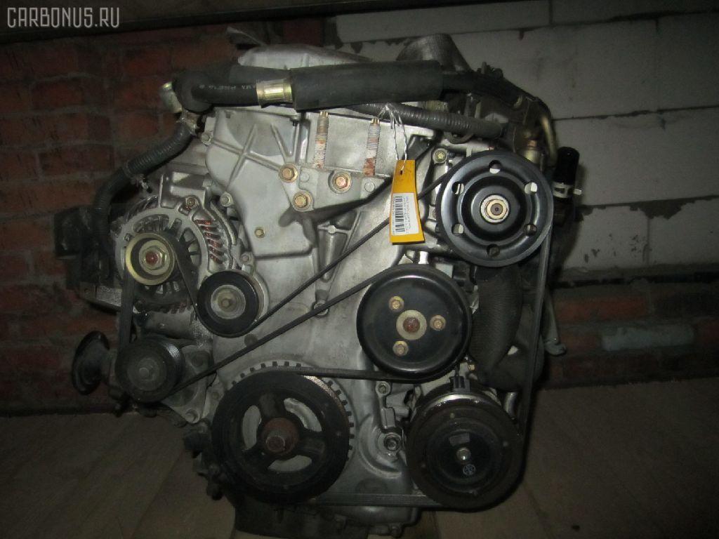 Двигатель MAZDA MPV LW3W L3-DE. Фото 5