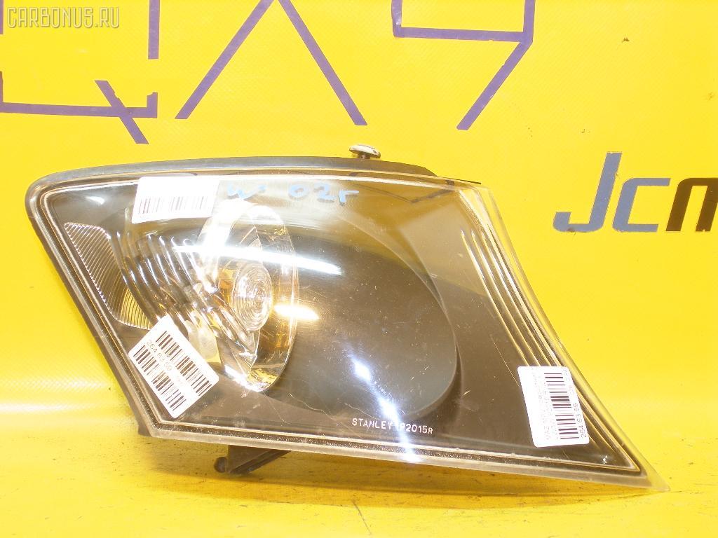 Поворотник к фаре MAZDA MPV LW3W. Фото 10