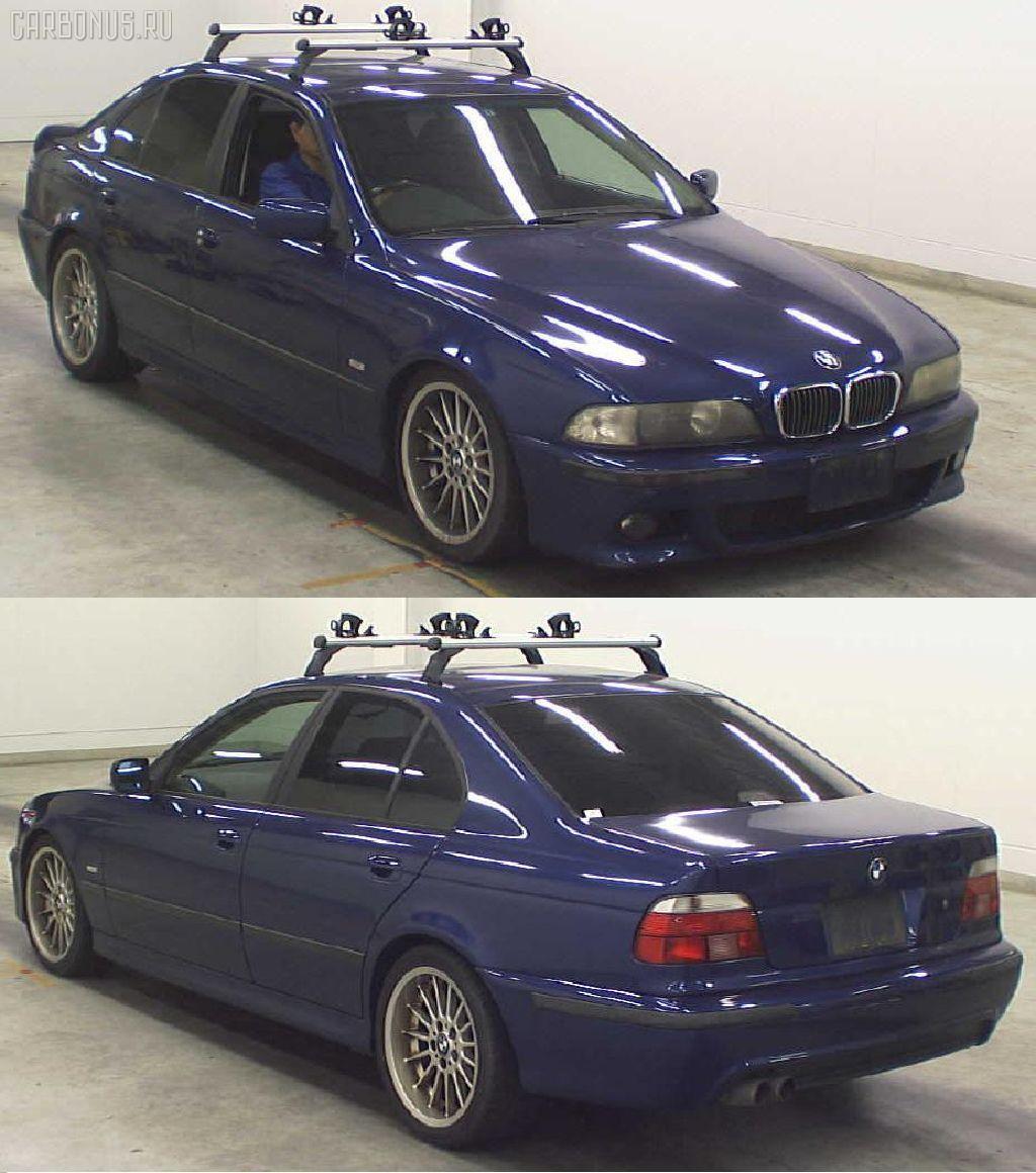 Подкрылок BMW 5-SERIES E39-DD42 M52-256S3 Фото 2
