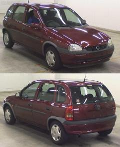 Привод Opel Vita W0L0SBF68 C14SEL Фото 2