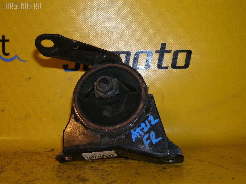 Подушка двигателя TOYOTA CALDINA AT191G 7A-FE. Фото 8