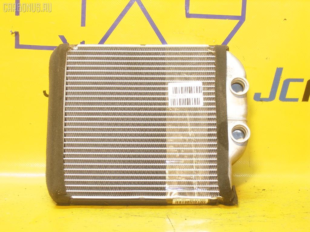 Радиатор печки TOYOTA CARINA AT212 5A-FE. Фото 1
