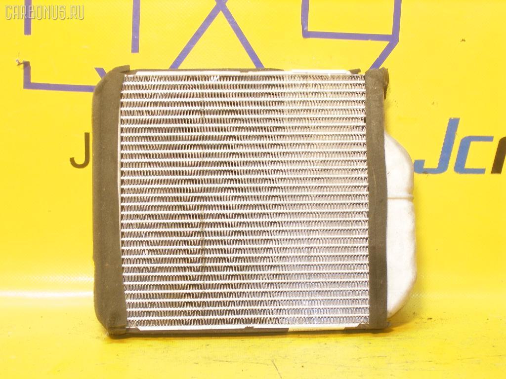 Радиатор печки TOYOTA CARINA AT212 5A-FE. Фото 2