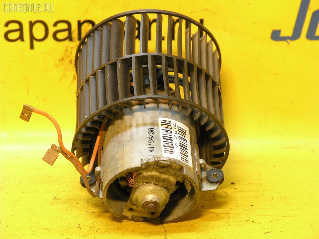 Мотор печки OPEL ASTRA F W0L000058 Фото 2